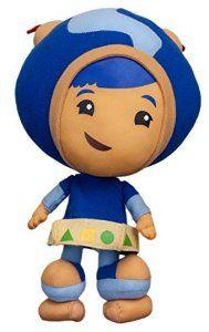 Amazon Com Team Umizoomi Geo 10 Plush Toys Games