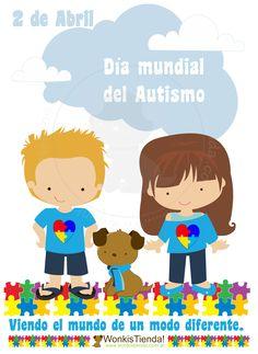 Día Mundial del Autismo: 2 de Abril