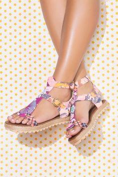 MAAJI - Swimwear 2015 - Tractor Sandals