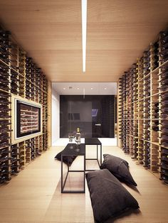 Great Lofted Luxury · Wine RoomsEast VillageWine StorageTasting ... Nice Design