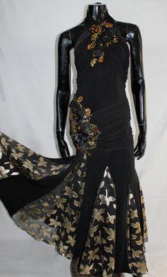 Tango Dress on Sale by DesignByNatasha on Etsy