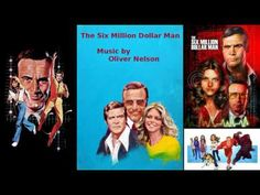 The Six Million Dollar Man TV Series Music ~ Day Of The Robot ~ series soundtrack composers include Oliver Nelson, J.J. Johnson ~ original film music extract...