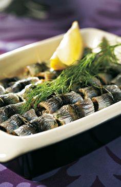 Sipulinen silakkavuoka | K-Ruoka #kala