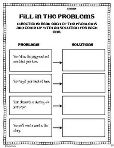 1000+ ideas about Problem And Solution on Pinterest | Text Structures ...