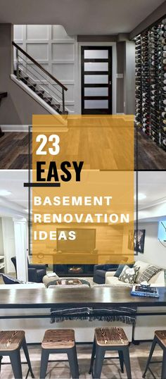 Basement Decor ! Tips For Styling Your Dream Basement #basementdesign #basementdecor