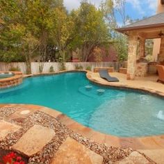 Portfolio From Designer Pools Offers Insight Into Styles And Designs. Learn  More About Custom Swimming