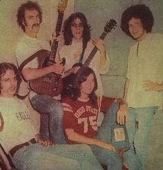 The EAGLES - The BEGINNING!!