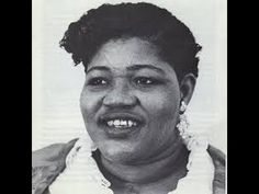 "Blues singer Big Mama Thornton was born 12-11-1926. She recorded Hound Dog in 1952 before Elvis' cover in 1956 made it an international hit. She also recorded Ball 'n Chain in 1961 long before Janis hit large with it in 1968. ""Big Mama"" passed in 1984. Big Mama singing Hound Dog (1952)."