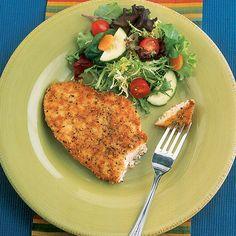 Quick Chicken Cutlets