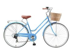 LivingSocial Shop: ladies vintage style retro bike