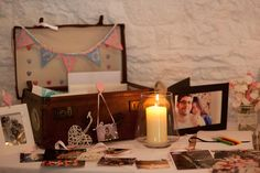 Amy and Liam's Harry Potter Wedding with an English Tea Party by Toast of Leeds