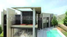Architectural Visualisation and Animation
