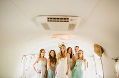 """In the Airstream! Molly & Jeff's Wedding at The Lyons Farmette 