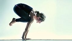 How to Do Tripod Headstand into Crow Pose~ My next goal.