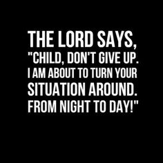 "....thankful for my Faithful Lord!! He sees, He hears and He cares what you're going through.... so much so that His Word says if you're His child "" the battles you face Belong to Him, and He will fight them for you; you need only be still ""!! How awesome is that?!?!"