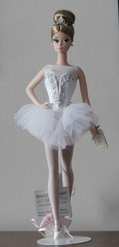 Prima Ballerina ~ Exclusive to Barbie Fan Club Members ☺