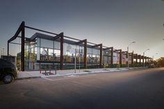 BIT, Centro de Bienvenida, Interpretación y Turismo, Colonia del Sacramento, Uruguay - Zino + Probst + Ferrando + Freiberg + Giordano - Álvaro Zinno