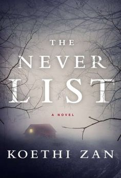 Kate's review of The Never List by Koethi Zan!