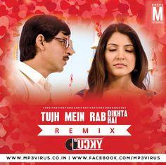 Tujh Mein Rab Dikhta Hai (Remix) - DJ Lucky Latest Song, Tujh Mein Rab Dikhta Hai (Remix) - DJ Lucky Dj Song, Free Hd Song Tujh Mein Rab Dikhta