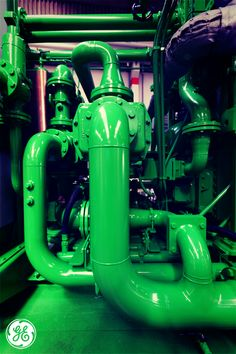 Check out this #lean #green #powering #machine!