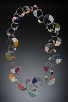 wire loop necklace
