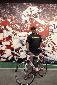 """Terrific piece from @Southern Living on #Auburn legend Bo Jackson as he embarks on his """"Bo Bikes Bama"""" tour to raise funds for the rebuilding of Alabama communities still suffering from the 4/27/11 tornadoes. #WarEagle"""