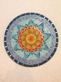 Mandala - first one