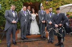 Congratulations to Denise & Paul, who were married today at Woodlands Country House Hotel in Brent Knoll Somerset. I was asked to play Scottish, Welsh & Irish tunes for the Celtic mix of Wedding guests. All the very best to a lovely couple on their future together :-)  #SouthWales #Weddingmusic #Bagpipes