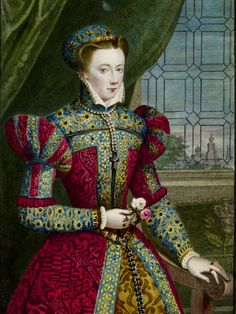 Mary Queen of Scots/ Scottish-Irish combo gets me every time! Wow...love the Old Country!!!