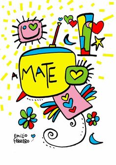 Love Mate, Clip Art, Ideas, Block Prints, Take Care, Motivational Quotes, Inspirational Quotes, Qoutes Of Life, Thoughts