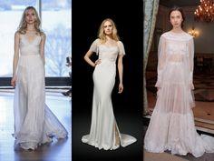 As 5 tendências para usar e abusar na hora de criar o vestido de noiva