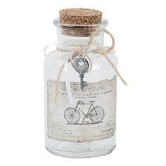 Chateau Glass Jar Small