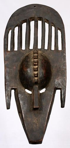 Bambara mask from Mali