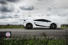twin turbo Lamborghini Gallardo Superleggera for HRE Wheels