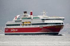 Stavangerfjord Vera Cruz, Ferry Boat, Queen Mary, Motors, Sailing, Cruise, Ships, Construction, Sky