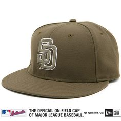 6914c08bd785f San Diego Padres Authentic On-Field Cap Man Games