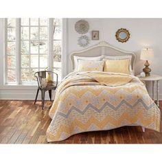 KD Spain Sunnyside Bedding Quilt Set, Multicolor