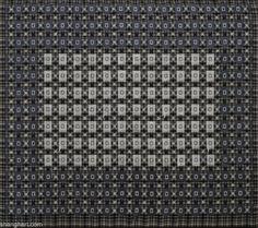 Ding Yi, 'Appearance of Crosses 97-22 十示 1997-22,' 1997, ShanghART