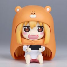 10cm Lovely Anime Himouto Umaru Action Figure with Box Cute Nendoroid Umaru PVC Figure Collection Model Toy Doll Kids Gift Toys #Affiliate