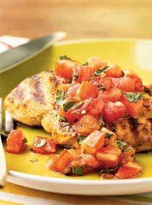 Must Repin:) Skinny Salsa Chicken Recipe!