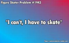 figure skater problems | Tumblr