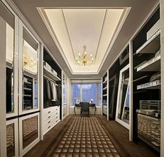Luxury Master Closets 18 luxury closets for the master bedroom | division, bedrooms and