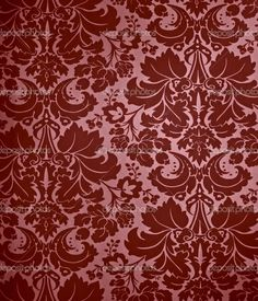 Demask Wallpaper for upper squares of walls