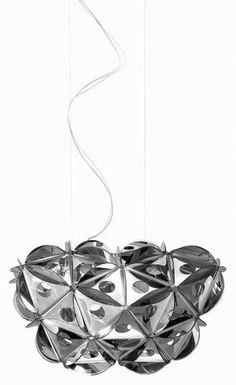 Danese Milano: Bevilacqua HBM Small Suspension Lamp | NOVA68 Modern Design