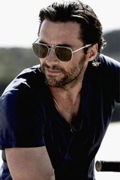 Hugh Jackman excellent Australian actor..he can park his ugg boots at my house anytime.