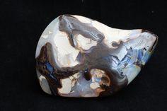 Very Good Quality Polished Boulder Opal Mineral Specimen Opal Mineral, Boho Jewelry, Jewelry Design, Pearl Bracelet, Bouldering, Boho Fashion, Boho Chic, Minerals, Gypsy