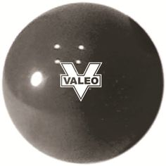 Valeo WFB10 10 lb. Weighted Fitness Ball (10 lb) Soft vinyl covering for superior grip. 5 diameter for easy handling. Includes exercise chart. Helps develop strength. Great for all fitness levels.  #Valeo #Sports