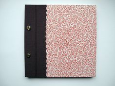 Amapola verde: Nuevos cuadernos con tornillos y goma