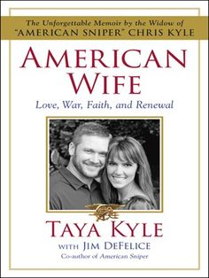 American Wife is one of the most remarkable memoirs of the year — a universal chronicle of love and heartbreak, service and sacrifice, faith and purpose that will inspire every reader. Start reading 'American Wife' on OverDrive: https://www.overdrive.com/media/1985977/american-wife