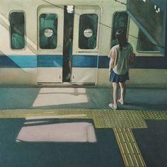 Marcos Beccari #aquarela #watercolor